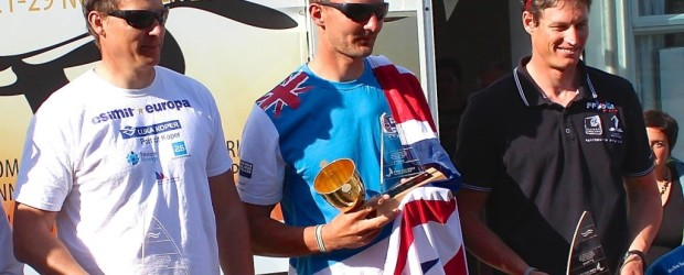 Podio Finn Gold Cup 2015