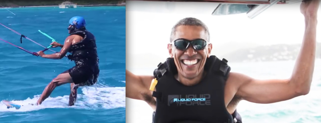 Barak_Obama_kite_surf