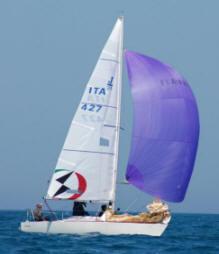 ITA-427-Jebedee-Campionato-Zonale-J24-per-la-flotta-di-Puglia