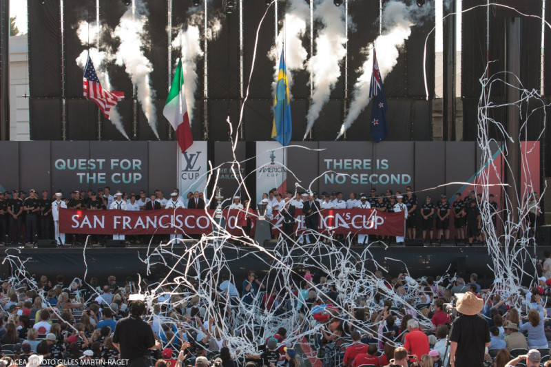 28/06/2013 - San Francisco (USA,CA) - 34th America's Cup -