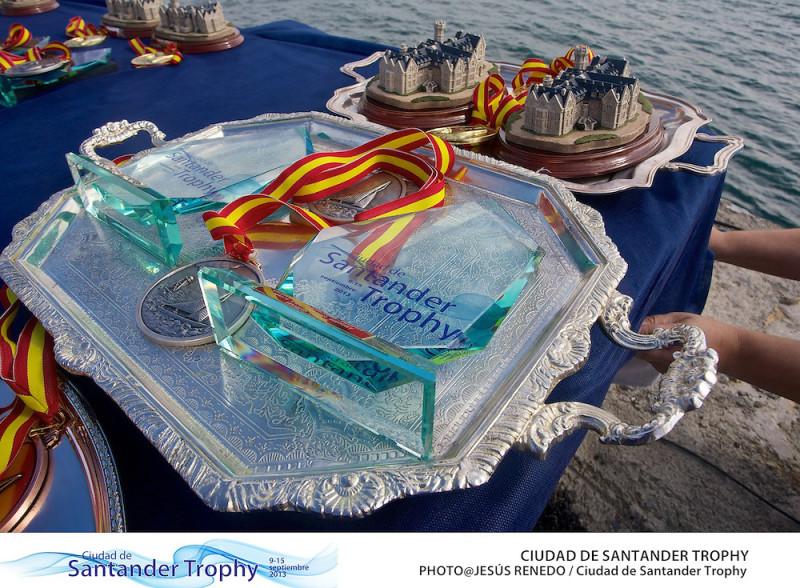 CIUDAD DE SANTANDER Trophy