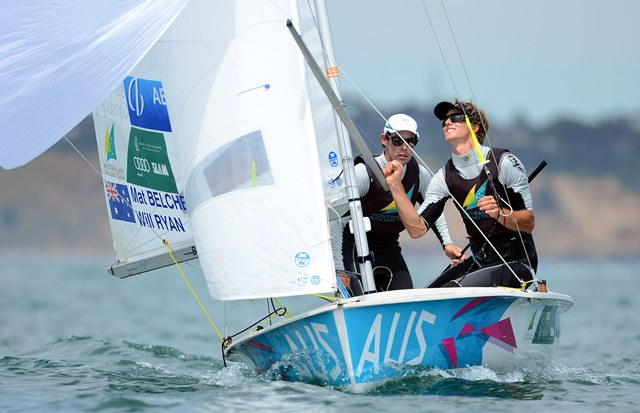 Oceanic Leg of the ISAF Sailing World Cup
