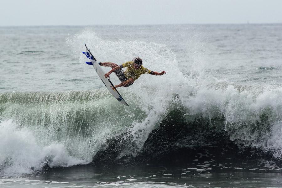 Leonardo Fioravanti campione del mondo under 17 ad Oceanside