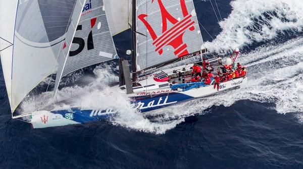 Maserati Rolex Sydney Hobart Yacht Race 2015