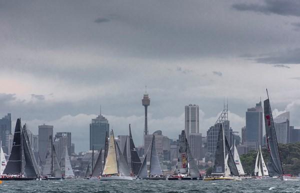 Rolex Sydney Hobart Yacht Race 2015 2
