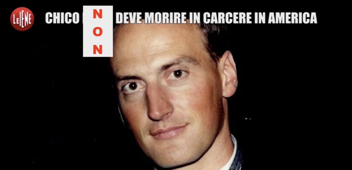 Caso di Chico Forti: L'inchiesta de LE IENE, del 10 dicembre 5a ...